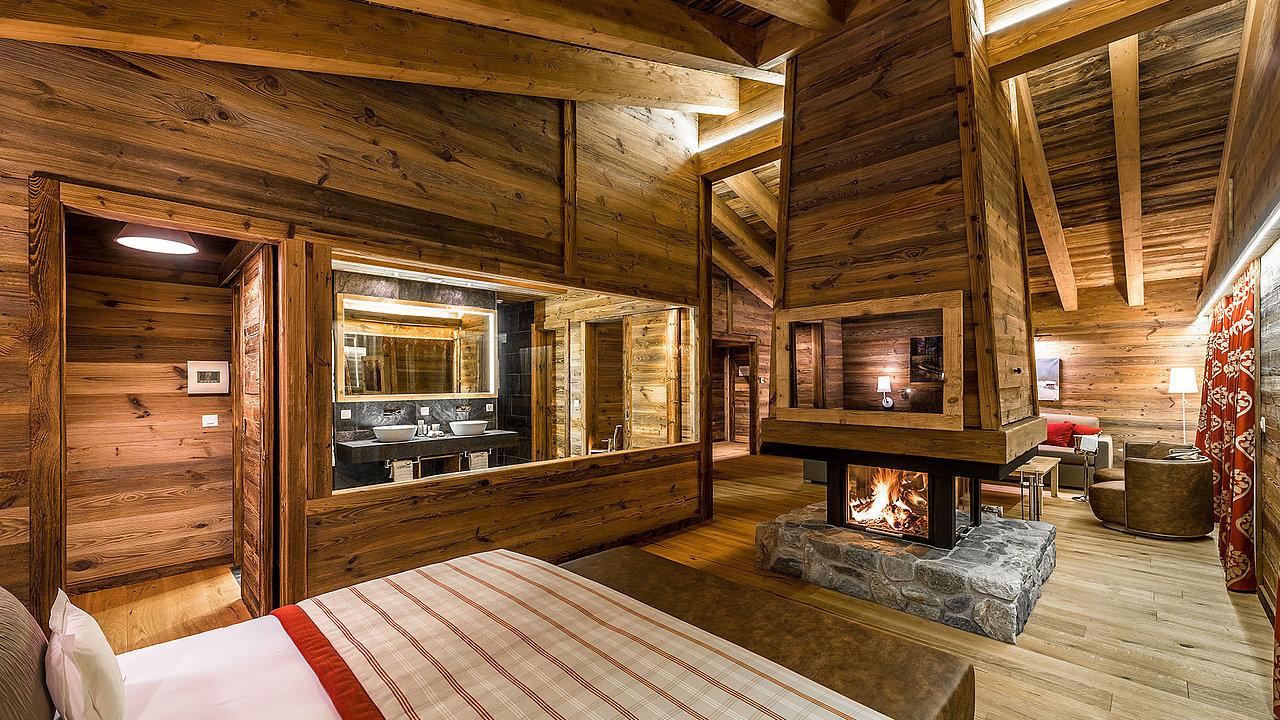 Suites | Hôtel Nendaz 4 Vallées & Spa